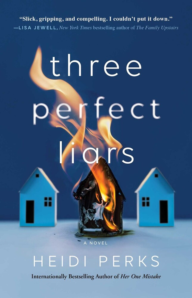 - Three Perfect Liars: A Novel