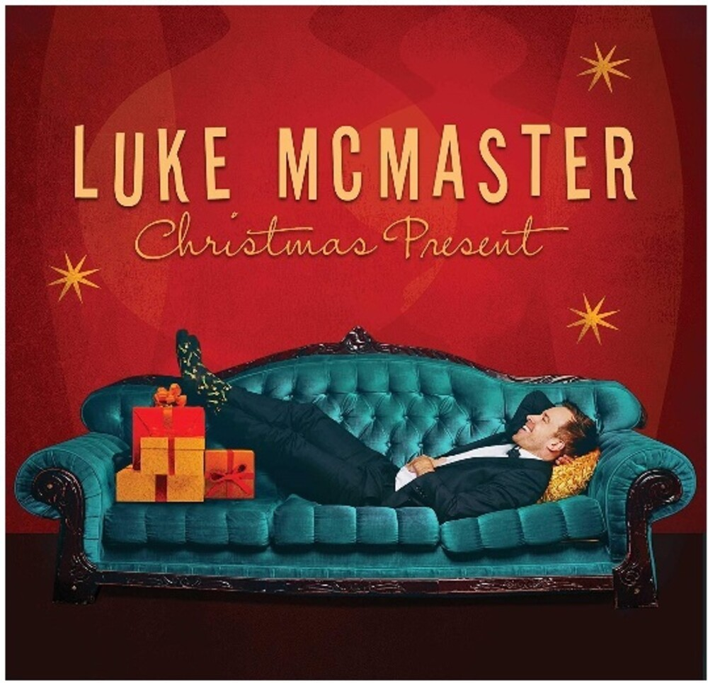 Luke McMaster - Christmas Present: Soulful Holiday Cheer [Digipak]