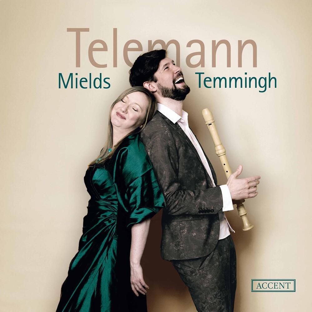 Dorothee Mields - Telemann