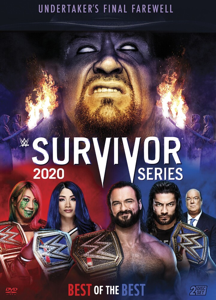 WWE: Survivor Series 2020 - WWE: Survivor Series 2020