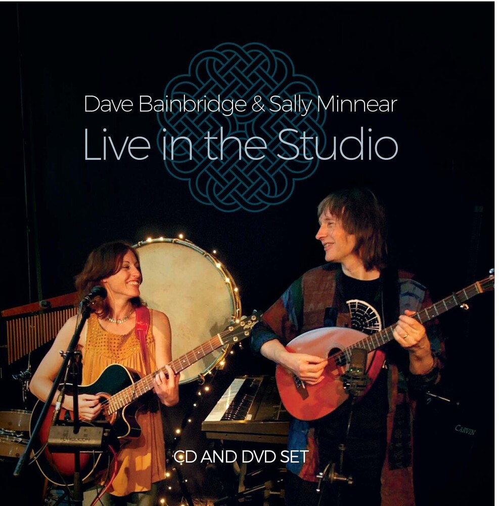 Sally Minnear - Live In The Studio (2pc) (W/Cd)