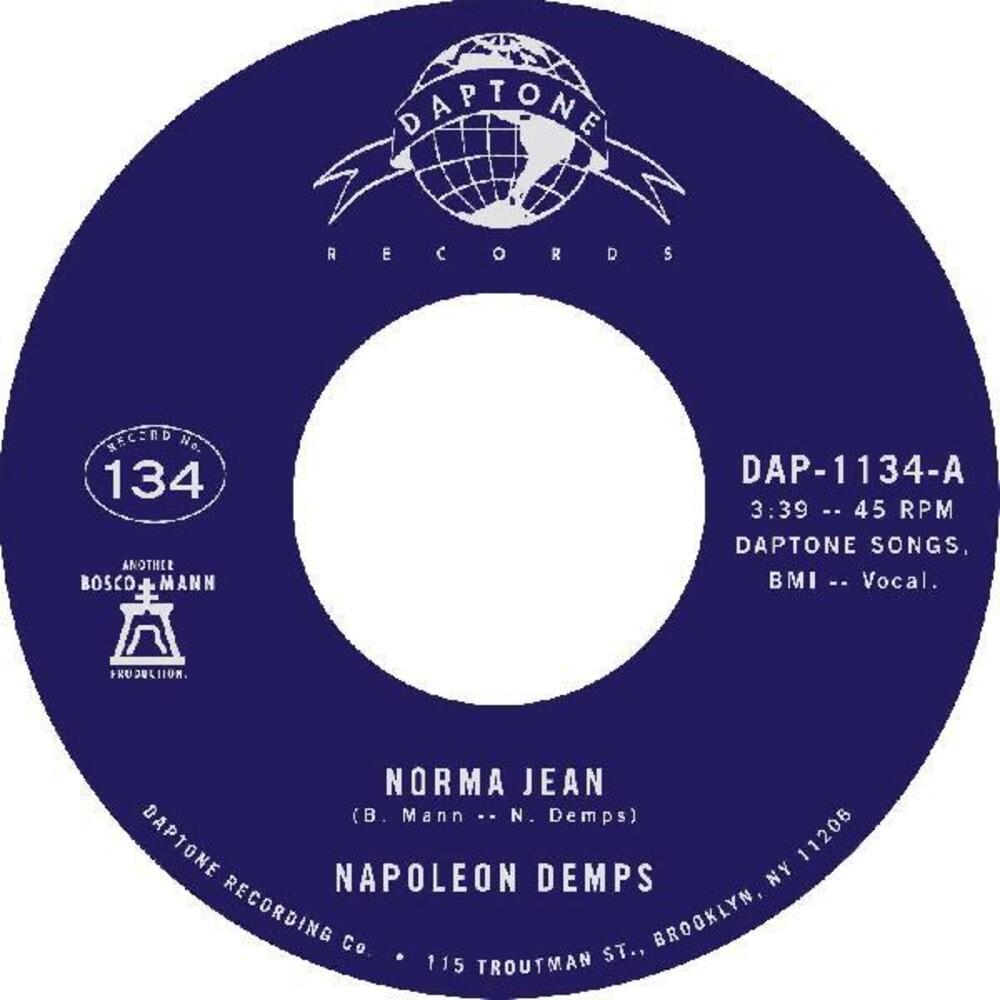 Napoleon Demps - Norma Jean / Norma Jean (Insturmental)