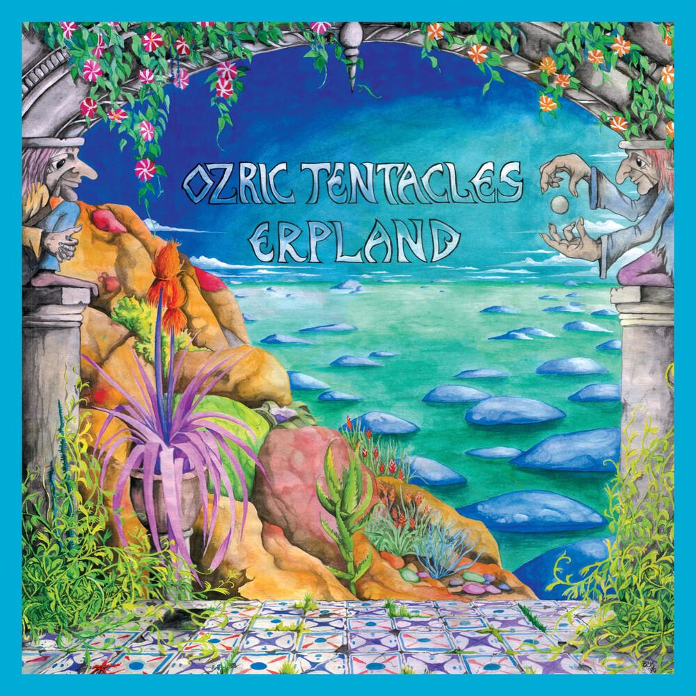 Ozric Tentacles - Erpland (2020 Ed Wynne Remaster) (140gm Turquoise Vinyl)