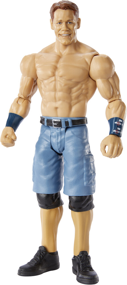 WWE - Mattel Collectible - WWE Top Pick Action Figure John Cena