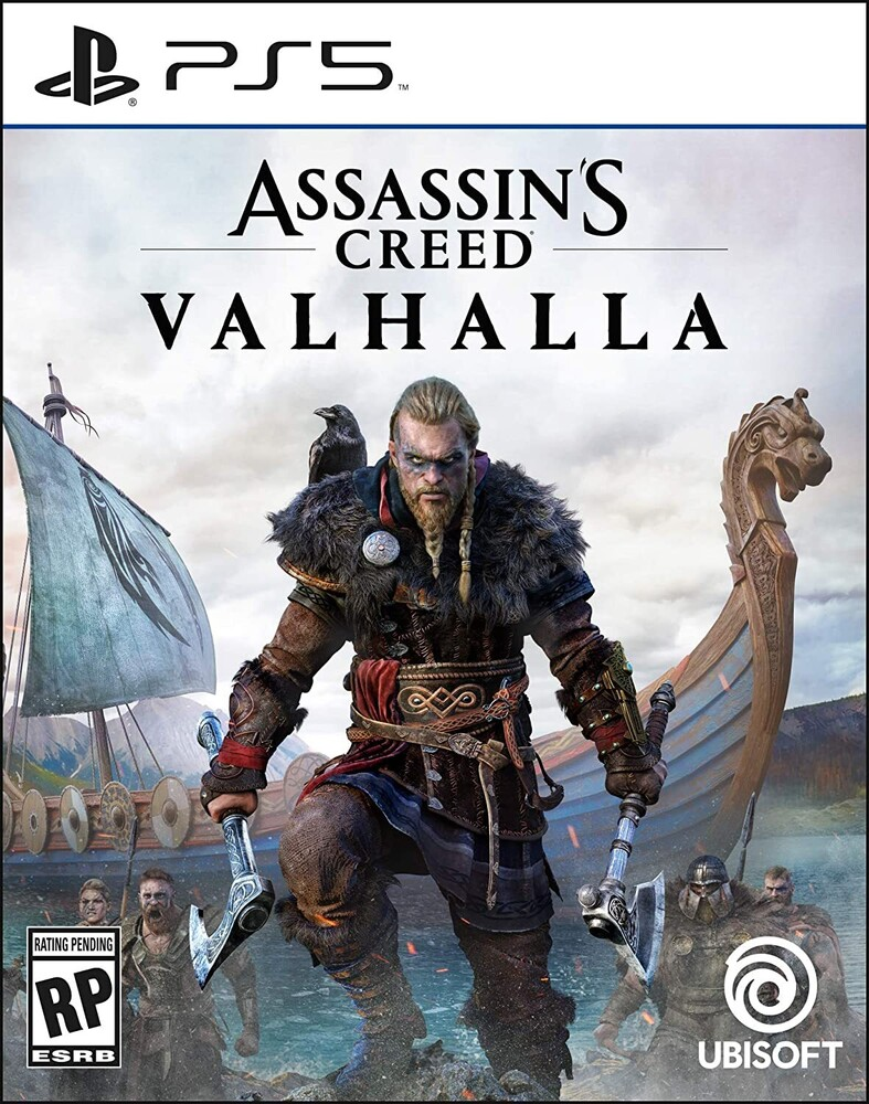 - Assassin's Creed Valhalla Limited Edition for PlayStation 5