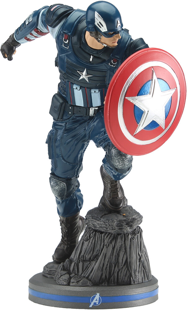 - NECA - Marvel Gamerverse Avengers Captain America 1/10 PVC Statue