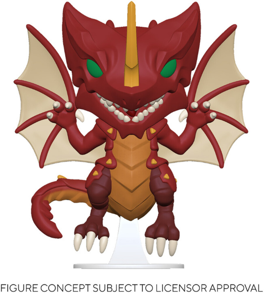 - FUNKO POP! ANIMATION: Bakugan- Drago