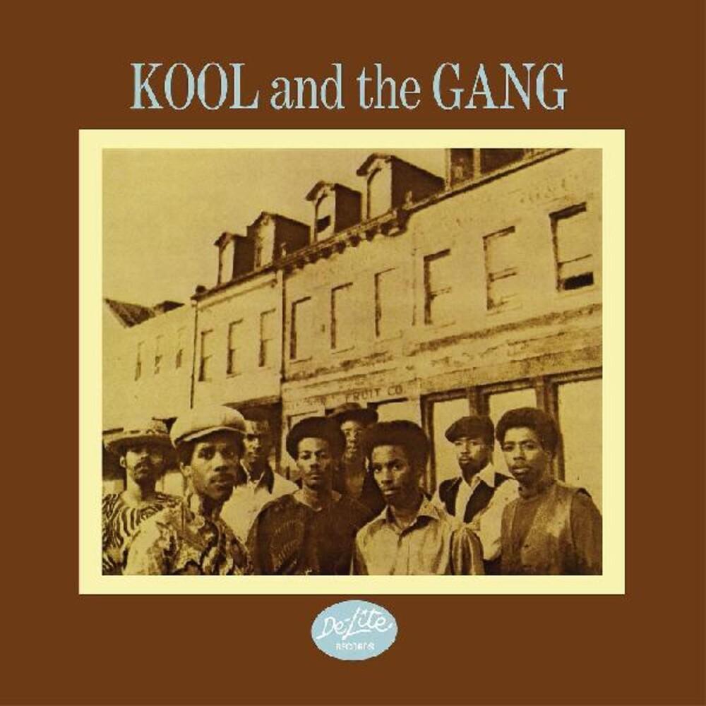 Kool & The Gang - Kool And The Gang (Crem) (Ltd) (Aniv)
