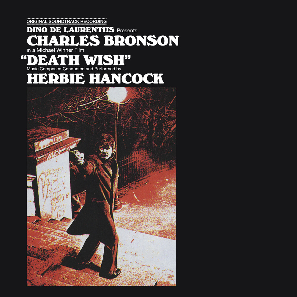 Herbie Hancock - Death Wish (Original Soundtrack)