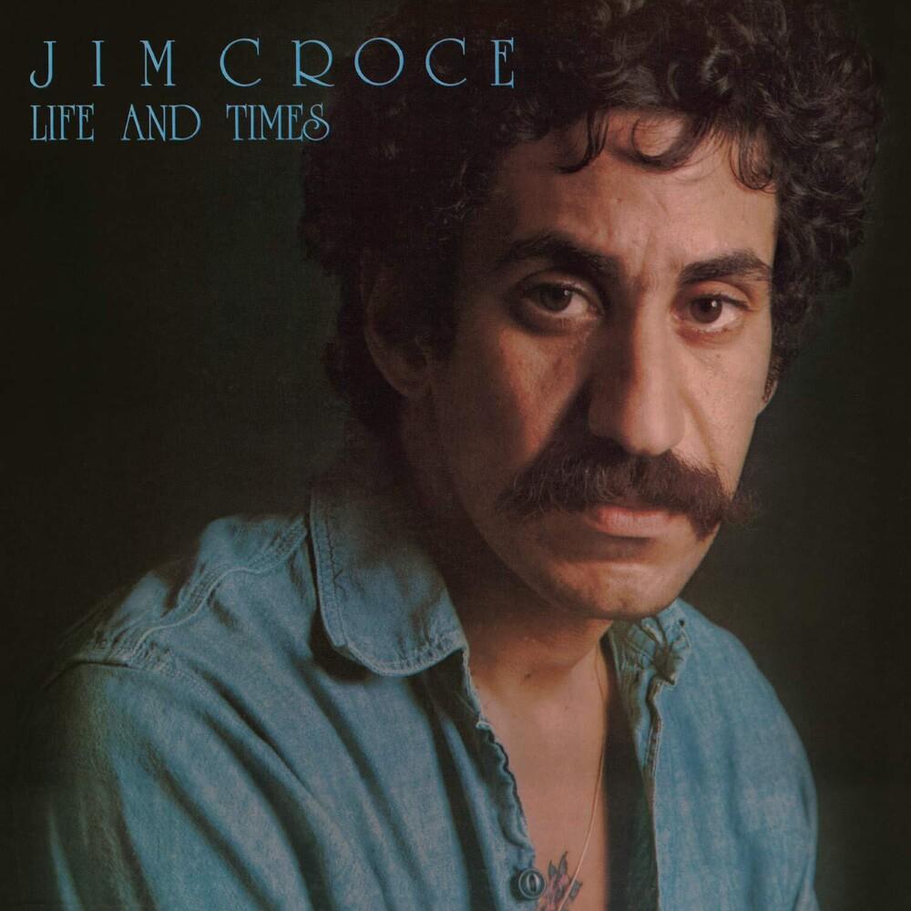 Jim Croce - Life & Times [LP]