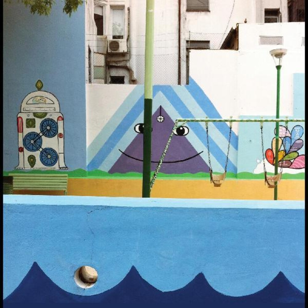 Sea And Cake - Runner (robin's Egg Vinyl)