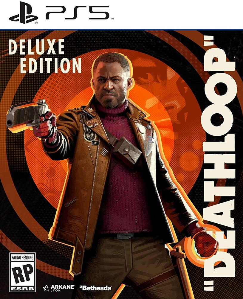 Ps5 Deathloop - Deluxe Edition - Ps5 Deathloop - Deluxe Edition [Deluxe]
