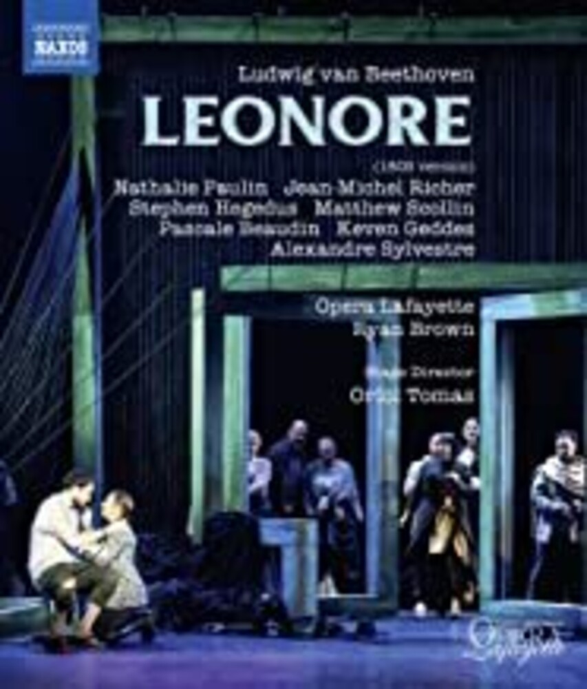Beethoven / Opera Lafayette Chorus / Brown - Beethoven: Leonore (1805 version) (Blu-ray, HD)