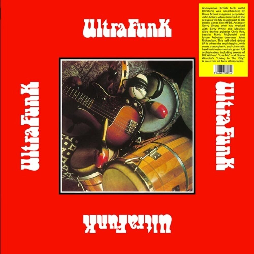 Ultrafunk - Ultrafunk