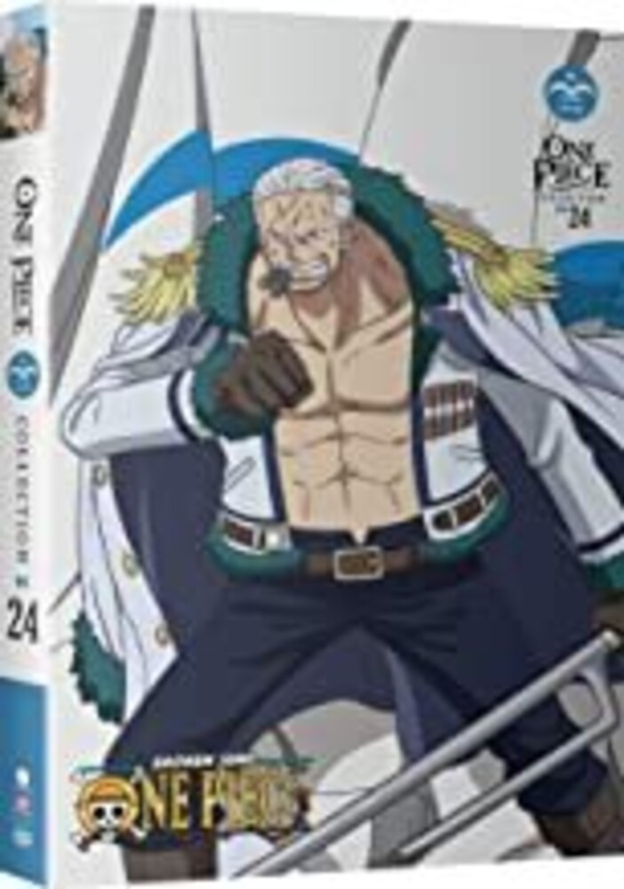 One Piece: Collection 24 - One Piece: Collection 24 (4pc)