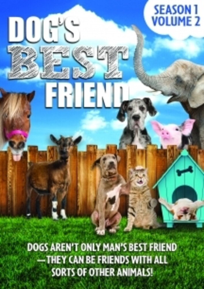 Dog's Best Friend: Season 1 Volume 2 - Dog's Best Friend: Season 1 Volume 2