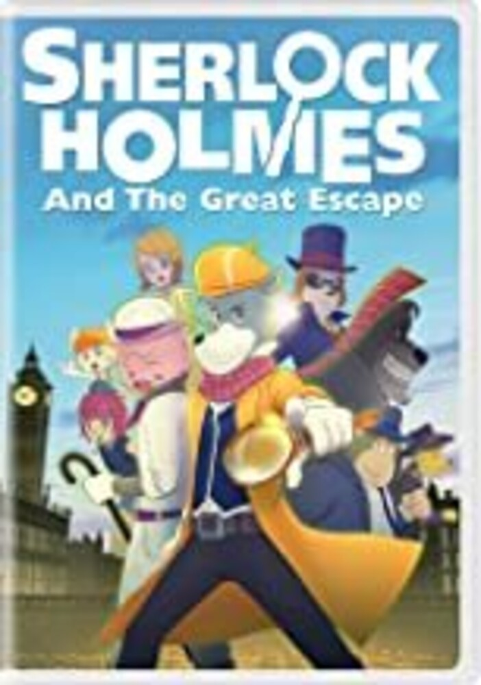 Sherlock Holmes & Great Escape - Sherlock Holmes And The Great Escape
