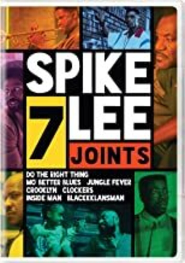 Spike Lee 7 Joints Collection - Spike Lee 7 Joints Collection (7pc) / (Box)