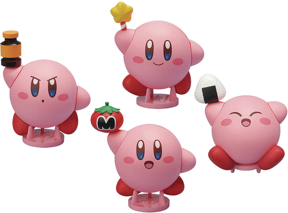 Good Smile Company - Good Smile Company - Corocoroid Kirby Collectible Figure 6Pc BMB DS