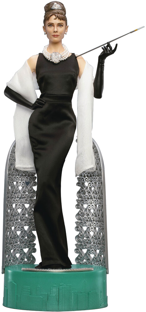 Star Ace Toys - Star Ace Toys - Breakfast At Tiffanys Audrey Hepburn Limited 1/4Statue With Light (Net)