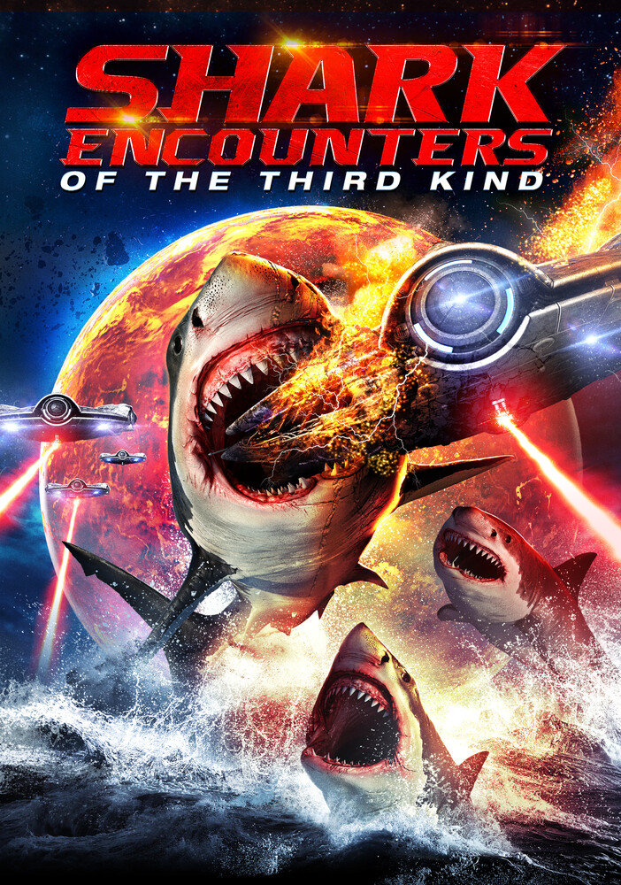 Shark Encounters of the Third Kind - Shark Encounters of the Third Kind