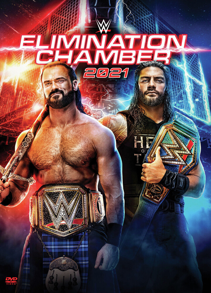 WWE: Elimination Chamber 2021 - WWE: Elimination Chamber 2021