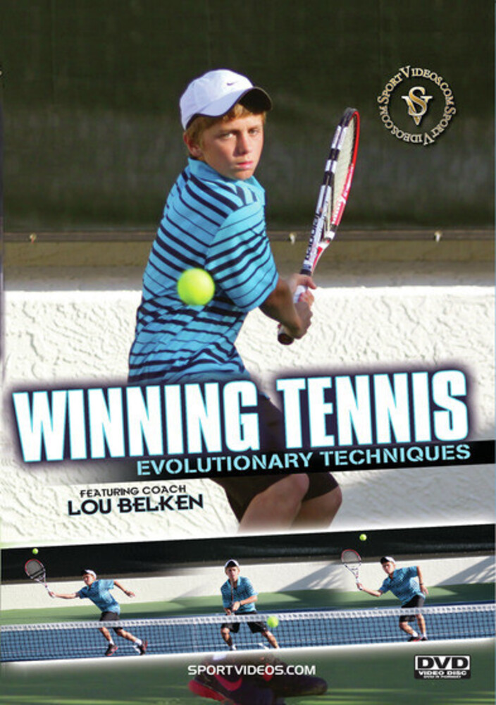 Winning Tennis: Evolutionary Techniques - Winning Tennis: Evolutionary Techniques