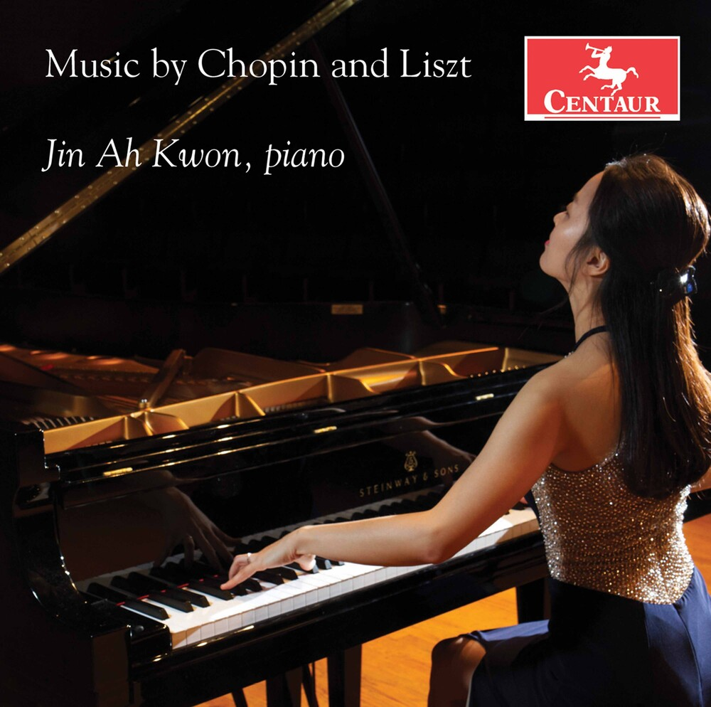 Jin Ah Kwon - Music By Chopin & Liszt