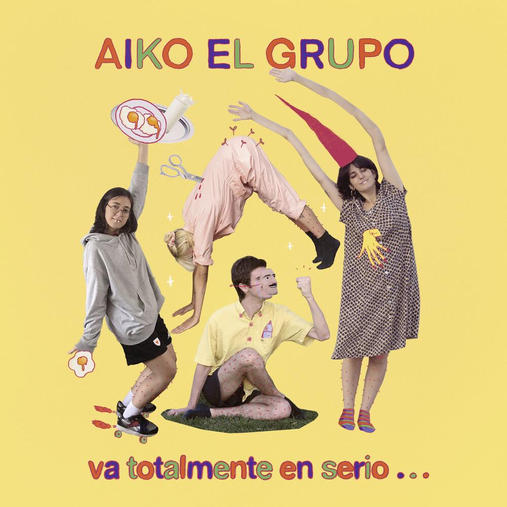 Aiko El Grupo - Va Totalmente En Serio...