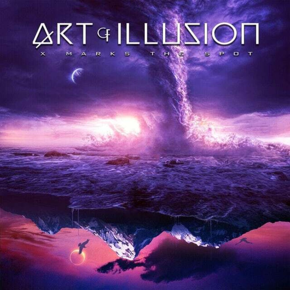 Art of Illusion - X Marks The Spot  (incl. Bonus Track)