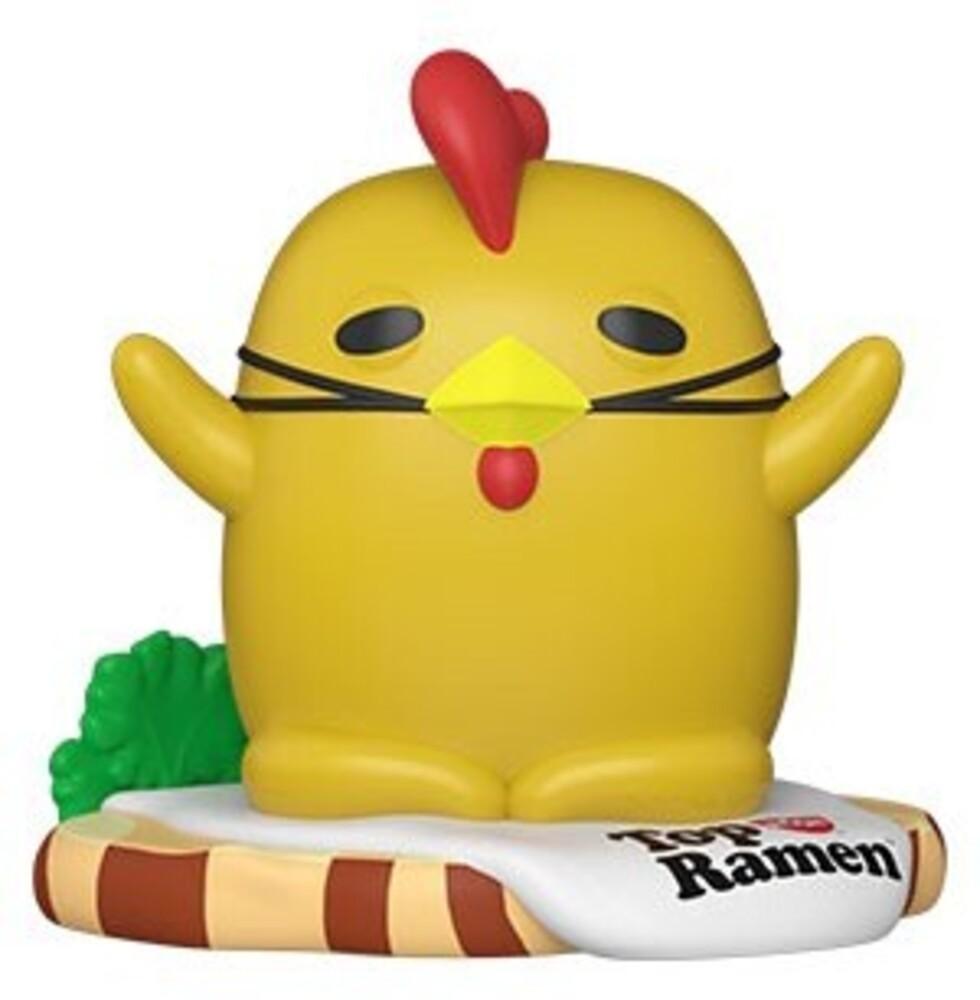 - FUNKO POP! SANRIO: GudeXNissin- Chicken Gudetama
