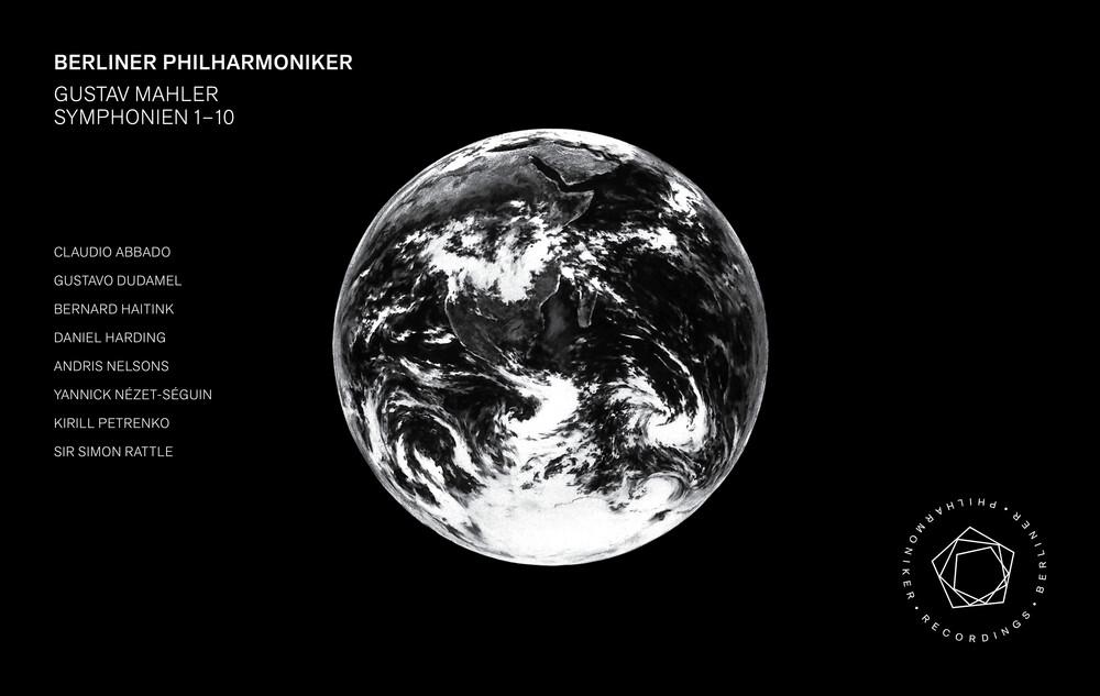 Berliner Philharmoniker / Mahler - Symphonien 1-10