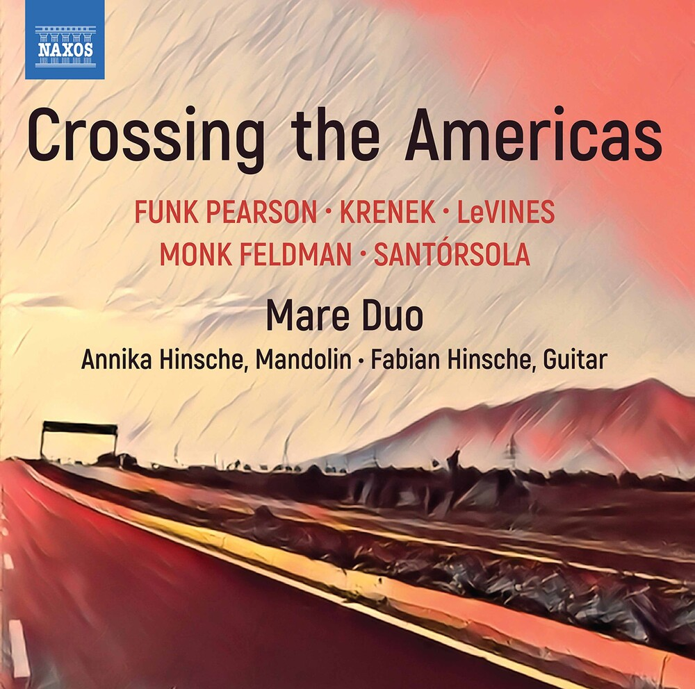 Crossing The Americas / Various - Crossing the Americas