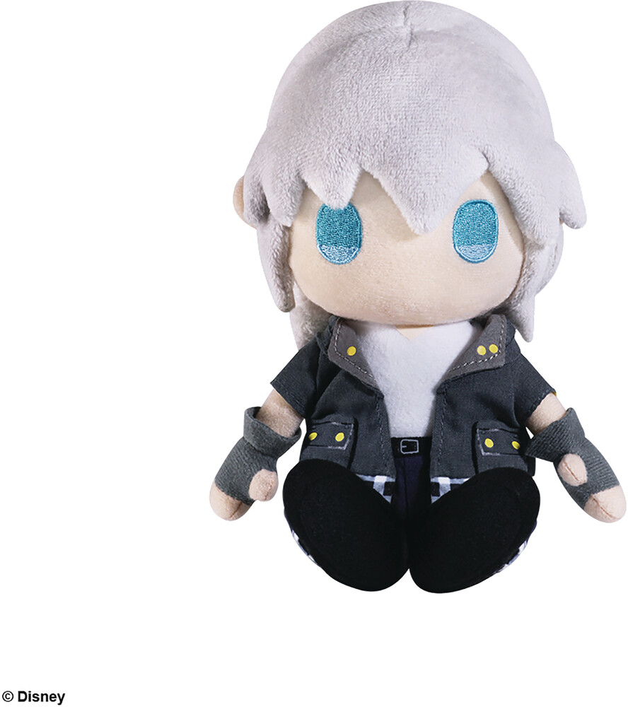 Square Enix - Square Enix - Kingdom Hearts III Riku Plush