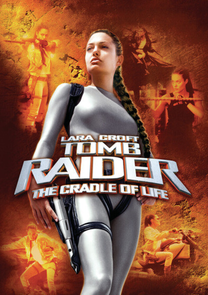 - Lara Croft Tomb Raider: The Cradle of Life