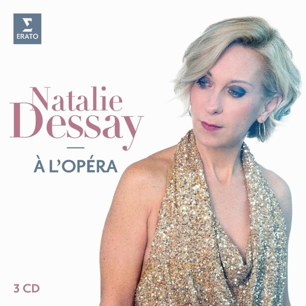 Natalie Dessay - La Chanteuse D'opera [Digipak]