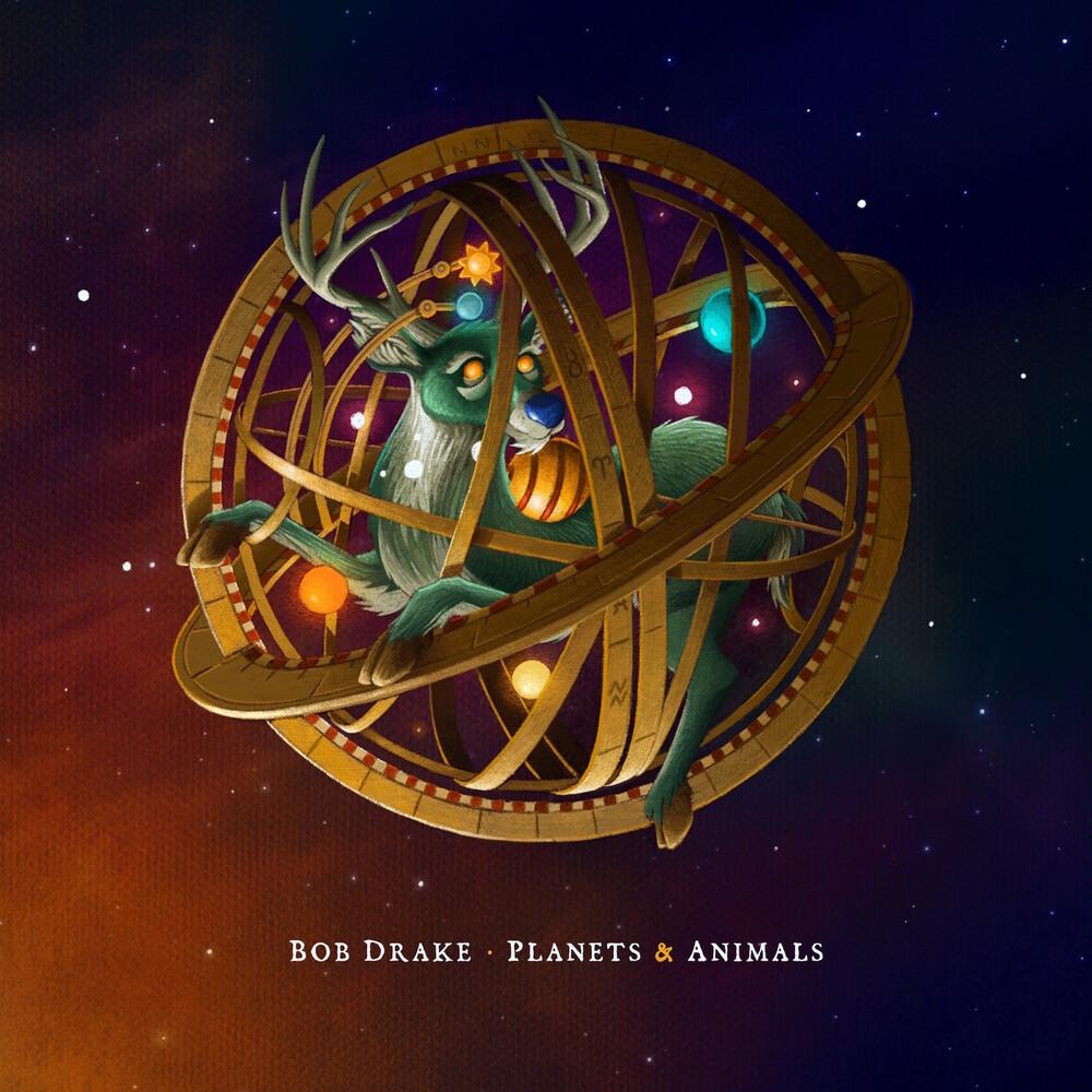 Bob Drake - Planets & Animals