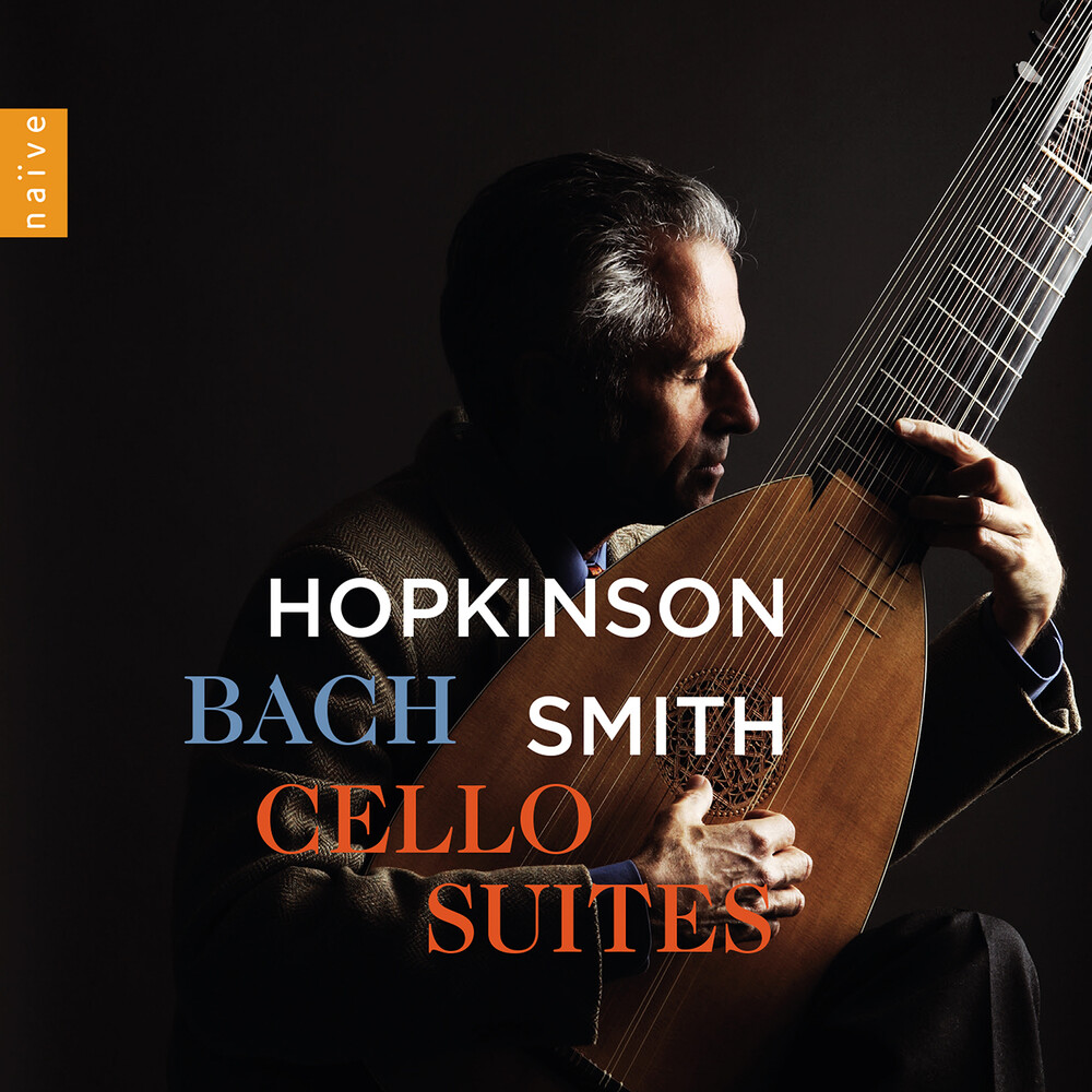 J Bach .S. / Smith - Cello Suites (2pk)