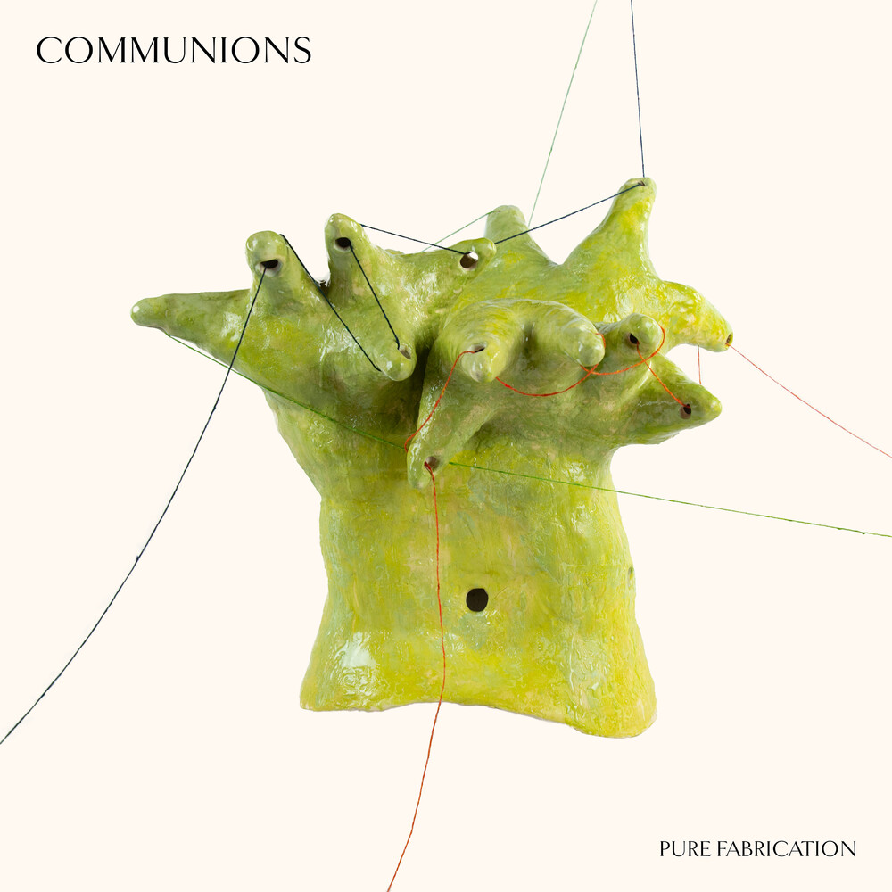 Communions - Pure Fabrication (Uk)