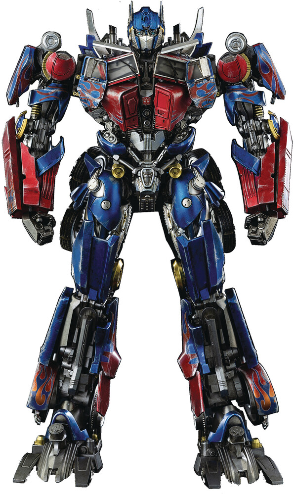 - Transformers Rotf Optimus Prime Deluxe Scale (Fig)