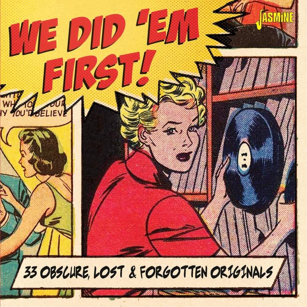 We Did Em First: Obscure Lost & Forgotten / Var - We Did Em First: Obscure Lost & Forgotten / Var