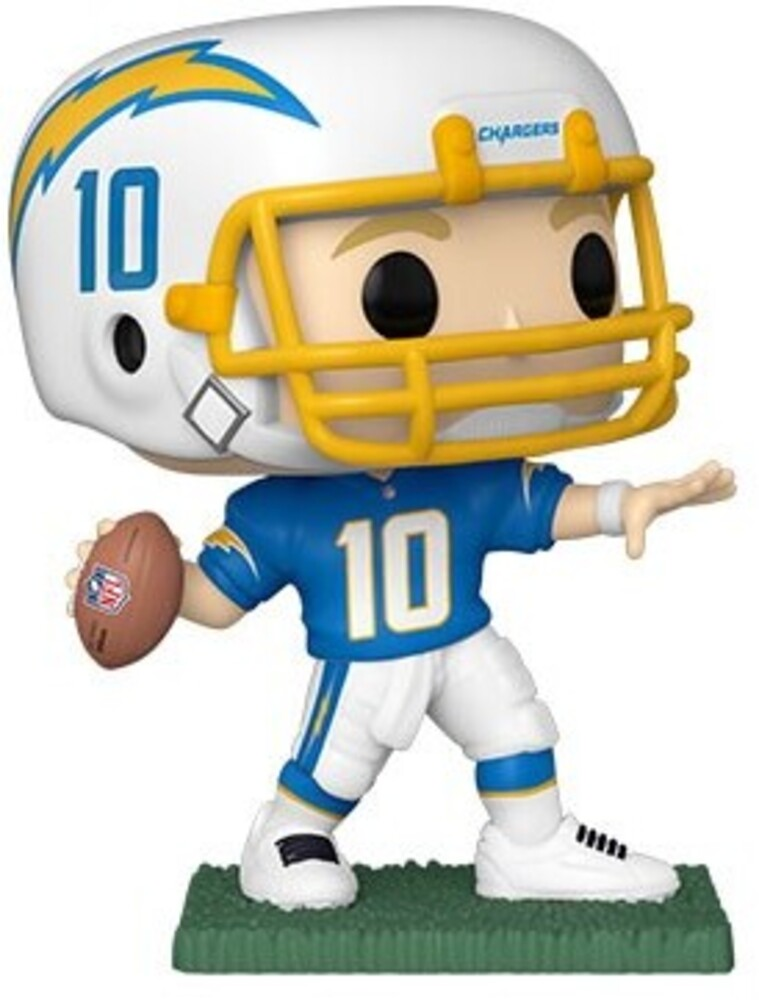 La Chargers - Chargers- Justin Herbert (Home Uniform) (Vfig)