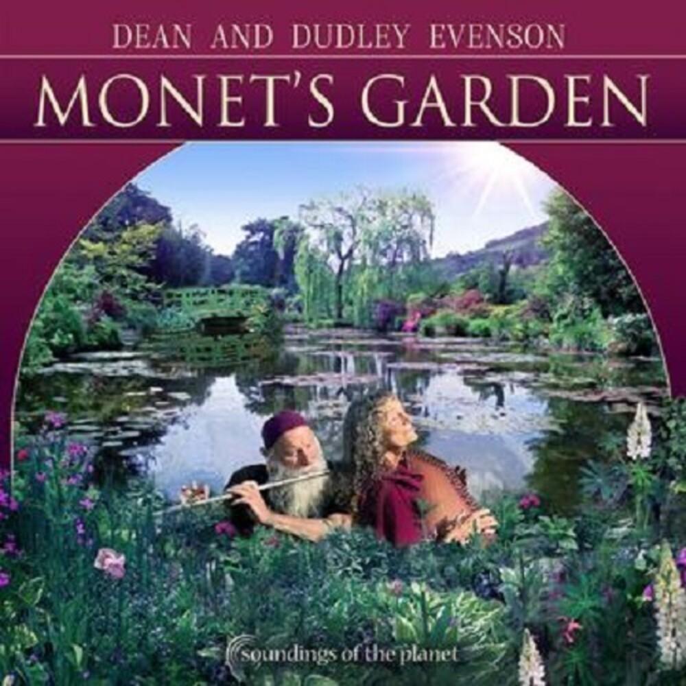 Dean Evenson  / Evenson,Dudley - Monet's Garden [Digipak]