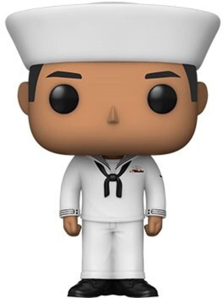Funko Pop! Millitary: - Navy Male - H (Vfig)