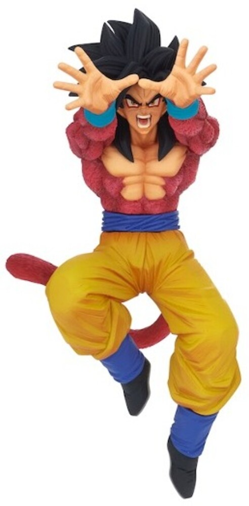 - Db Super Son Goku Fes Super Saiyan 4 Son Goku Fig