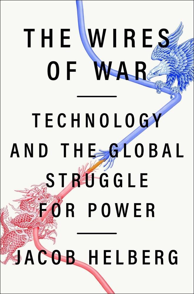 Jacob Helberg - Wires Of War (Hcvr)