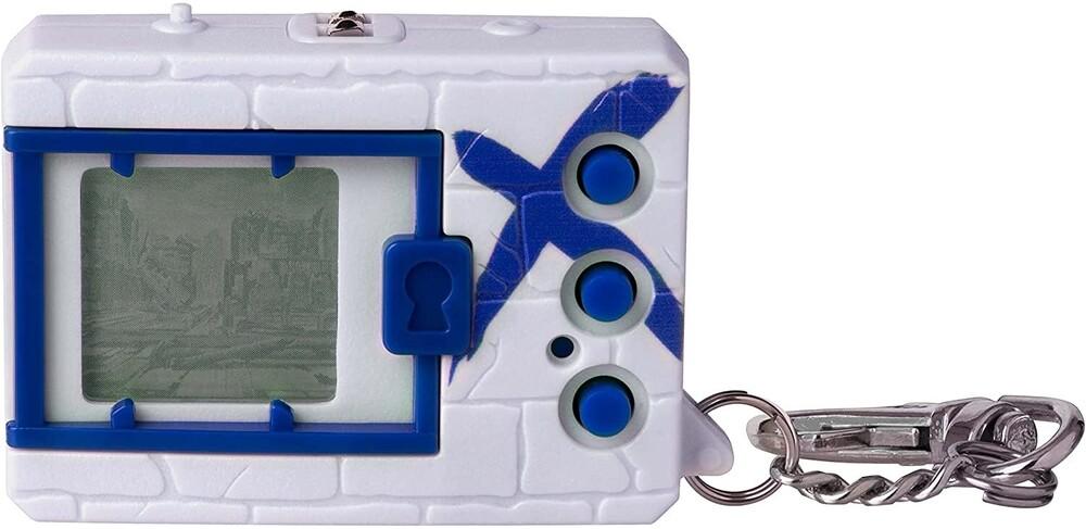 - Digimon X White & Blue (Ig)