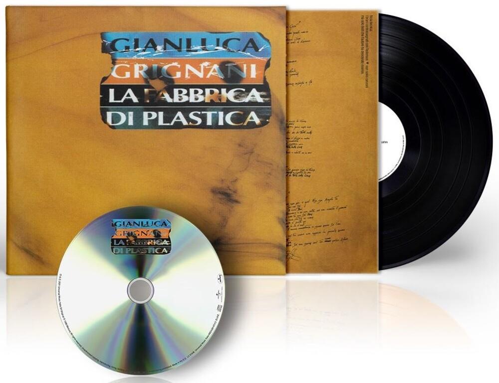 - La Fabbrica Di Plastica (LP+CD)