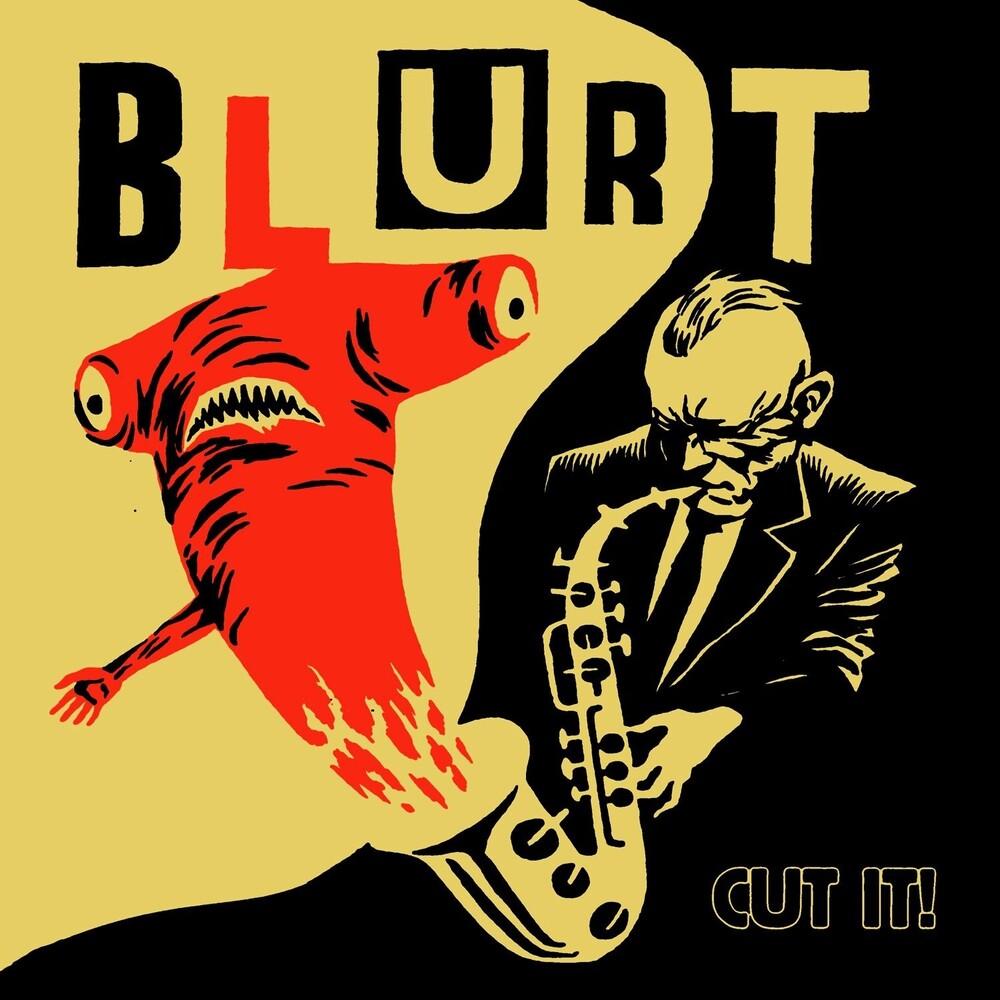 Blurt - Cut It (Uk)
