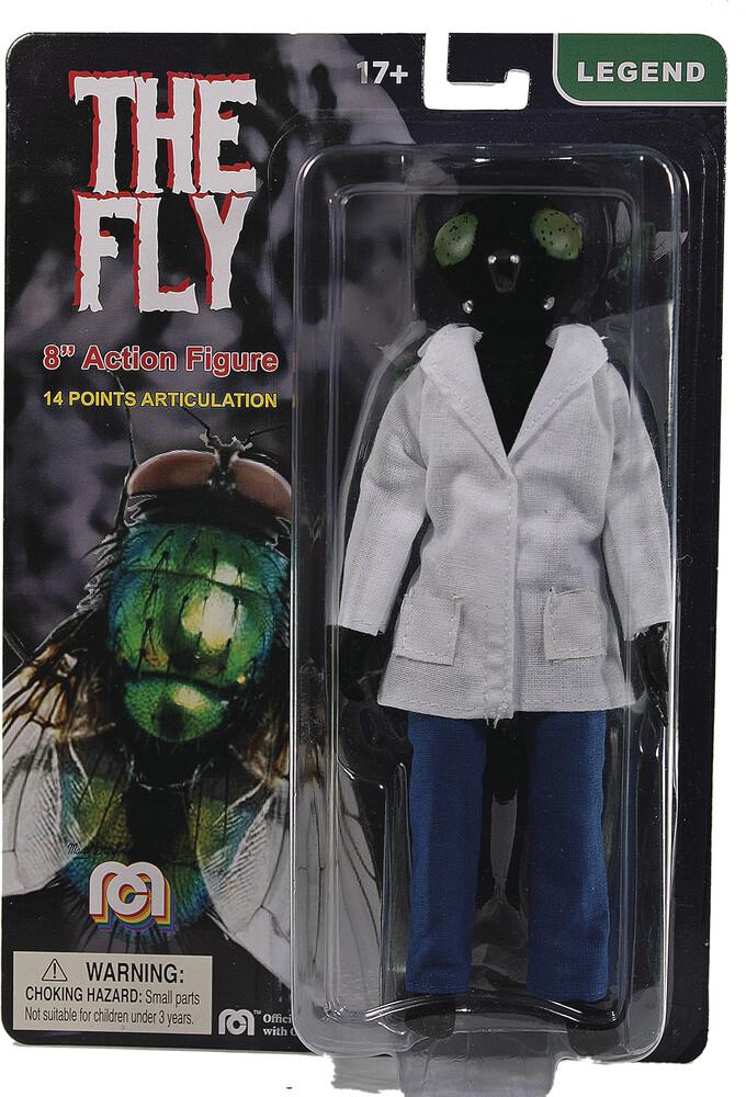 - Mego Horror Flocked Fly 8in Af (Afig) (Clcb)